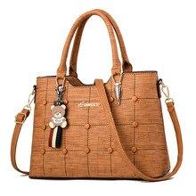 2019 New Brand Shoulder Bag Women Designer Luxury Handbags Women Bags Plum Bear Fashion Messenger Crossbody Bag Women Dropship