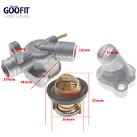 Thermostat Assy For CF250cc Water Cooled ATV Go Kart Moped Scooter