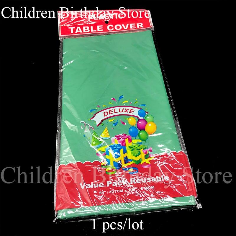 Plástico Mantel Vajilla De Fiesta De Cumpleaños Ben 10