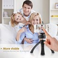 2in1 High Quality Mobile Phone Holder Stand With Universal Clips Tripod Mount For iPhone 4 4s 5 5s 5c SE 6 6s 7 Plus samsung j5
