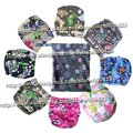 6pcs cloth diapers + 6pcs inserts +1pcs wetbags
