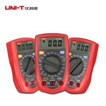 Uni-T Digital LCD Palm Size Multimeters Volt Amp UT33B+free shipping