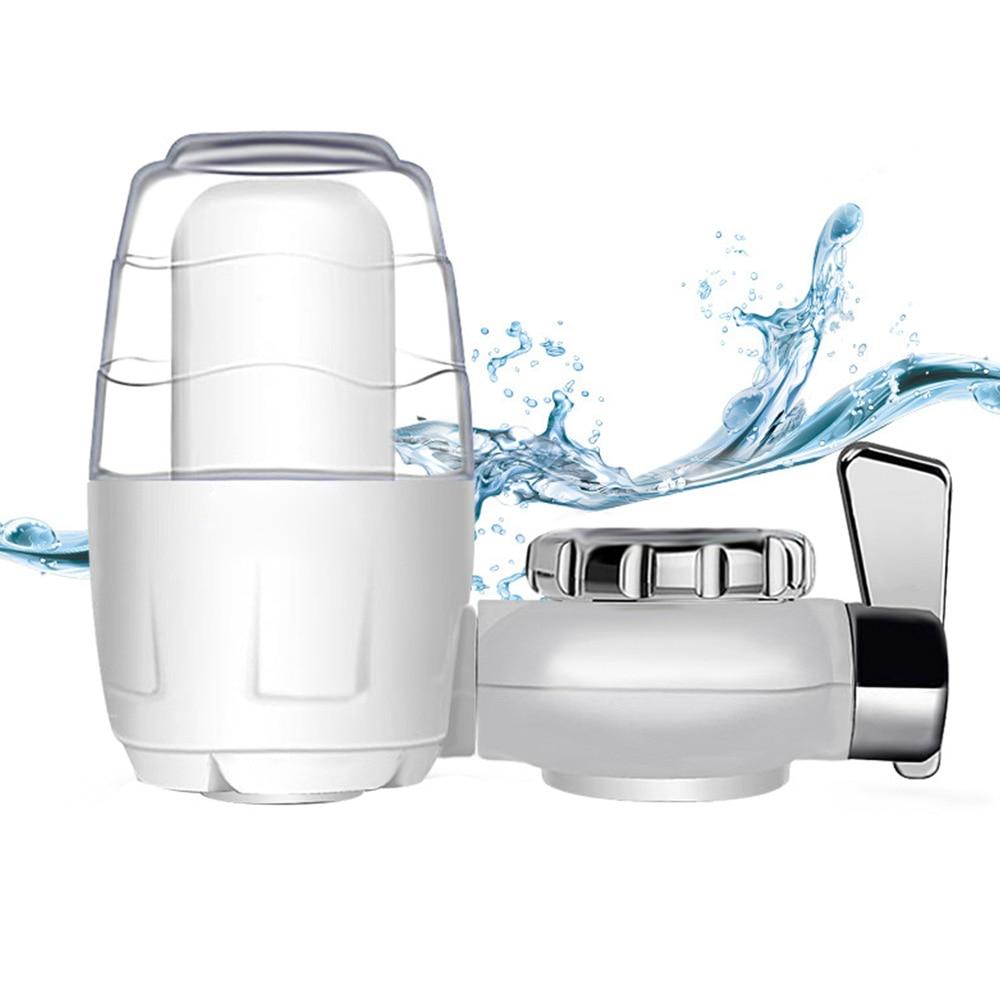 Objetivo Nueva Llegada Herramientas De Cocina De Carbono Activado Filtro De Cerámica Grifo De Cocina Grifo Filtro De Agua Purificador De Grifo De Agua Purificador De Agua