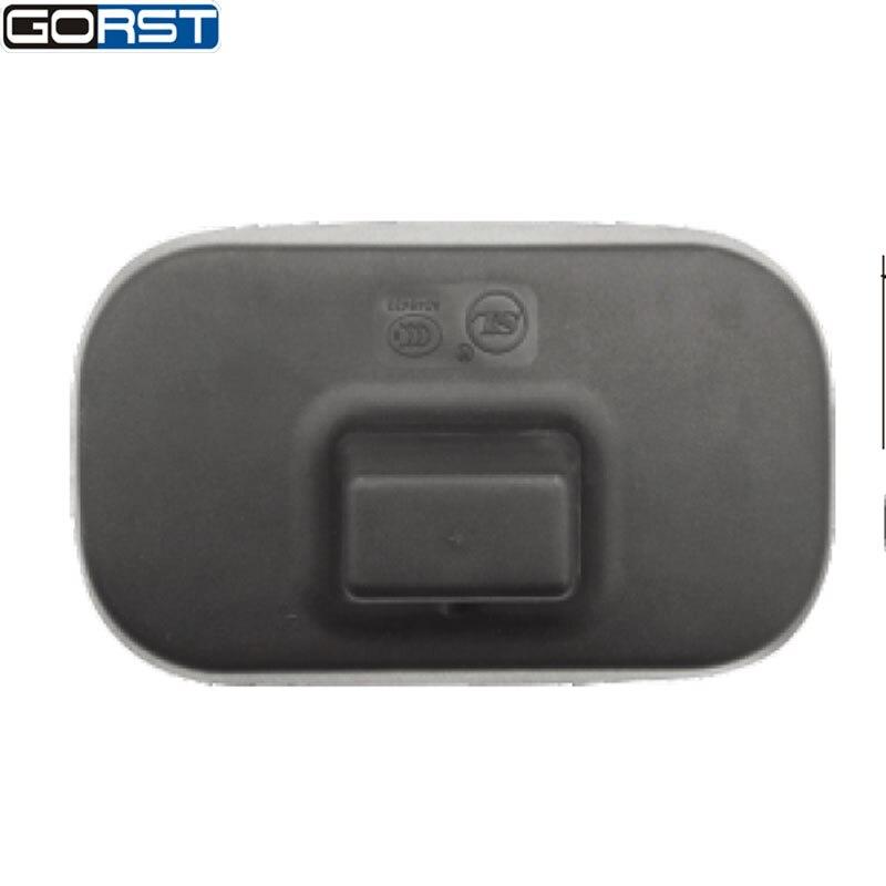 Accessoires voiture-style réflecteur rétroviseur rétroviseur rétroviseur extérieur assemblage pour Dongfeng rayon de verre miroir est 350
