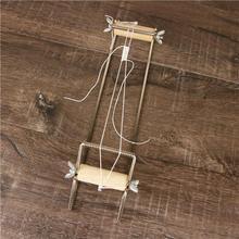 DIY Металл ткачество Вязание Бисероплетение ткацкий станок комплект браслеты ювелирные изделия делая машину