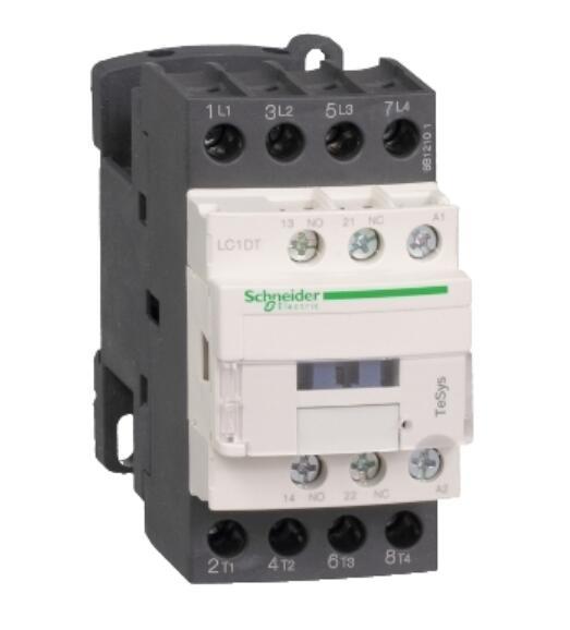 TeSys D Contactor LC1DT40M7 4P 25A, 220V, 50/60Hz 230V AC