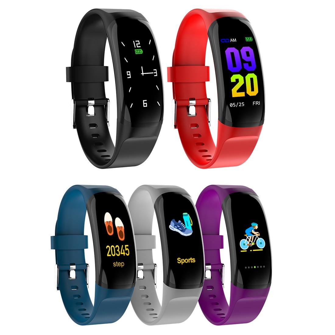 Intelligente Elektronik Schlussverkauf Mk04 Dynamische Ui Großen Bildschirm Smart Uhr Wasserdicht Aktivität Fitness Tracker Heart Rate Monitor Sport Männer Frauen Smartwatch Weniger Teuer