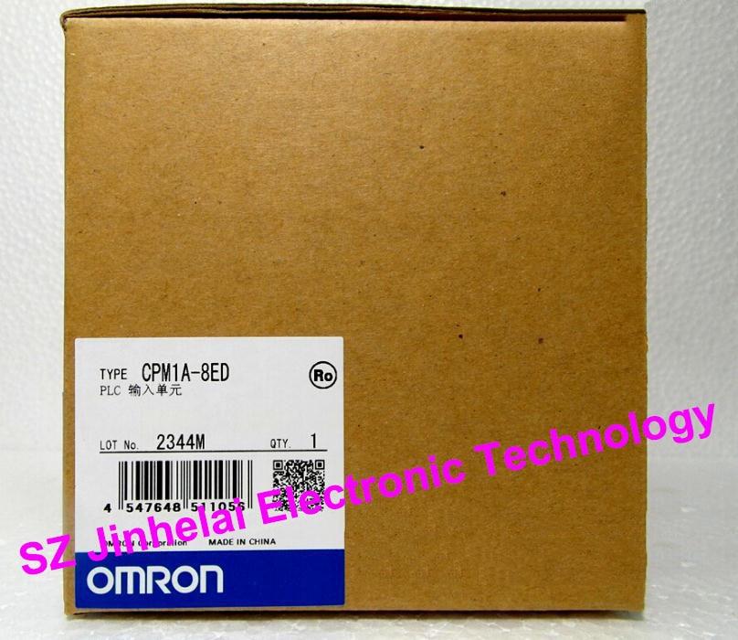 100% Authentic original OMRON PLC Input unit CPM1A-8ED стоимость