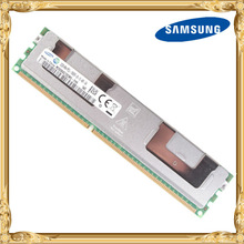 Samsung server geheugen DDR3 32 GB 1333 MHz ECC REG Register RDIMM PC3L-10600R RAM 240pin 10600 32G