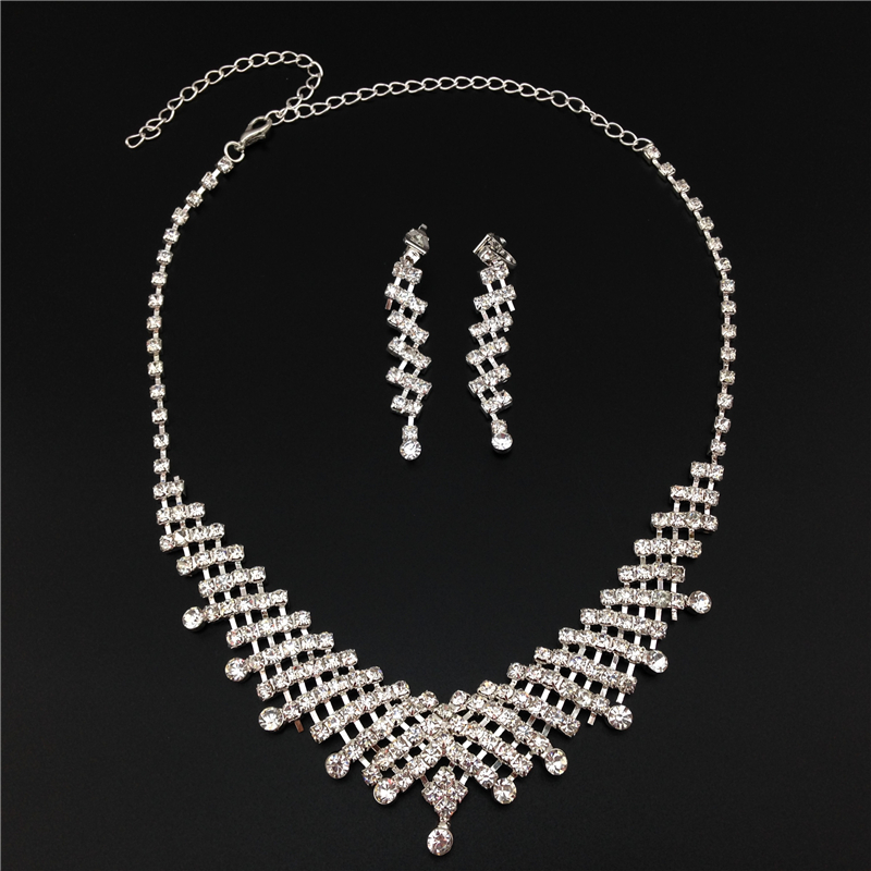 2016 New fashion cheap costume bridal arabic wedding jewelry sets