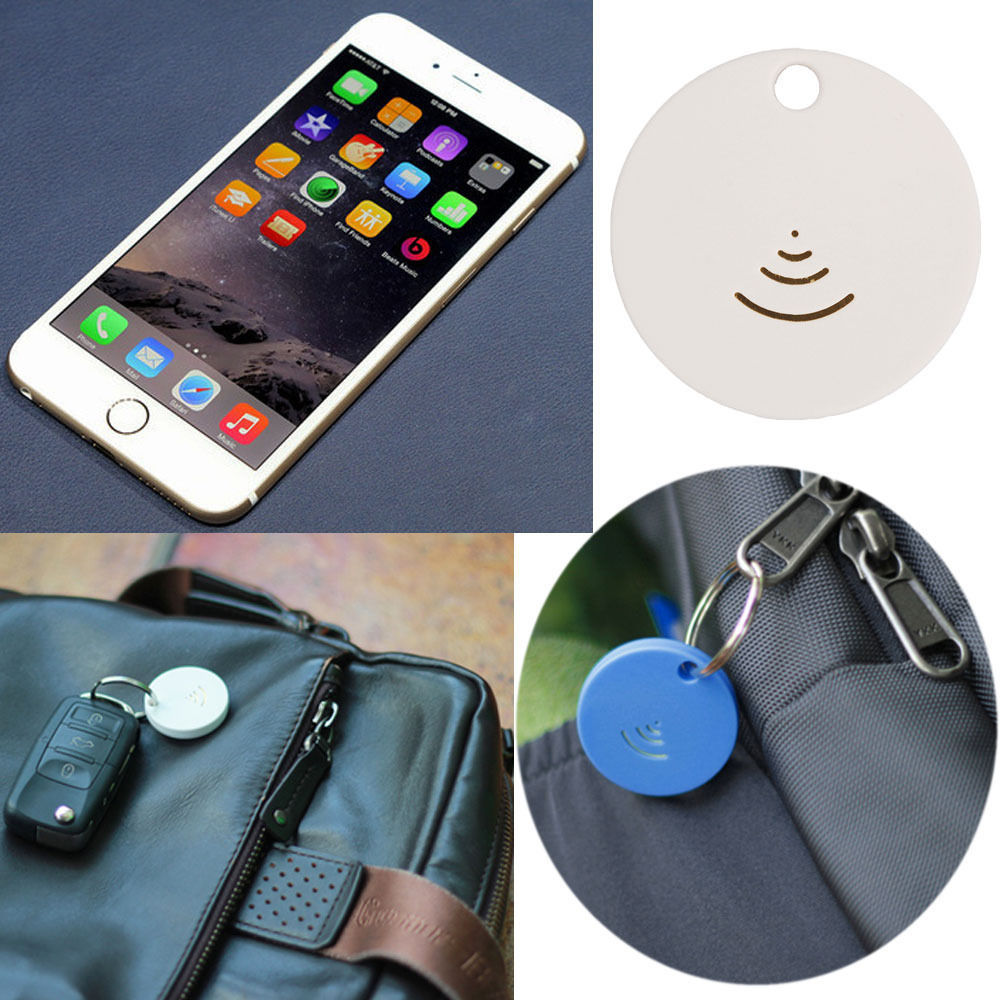 Xj New Arrival Bluetooth V4 0 Tracking Tracker Bag Wallet Key Finder Gps Alarm For Iphone 6 5s 2 Colors On Aliexpress Alibaba Group