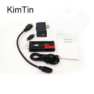 Image 5 - Mới Nhất KimTin RK3229 Quad Core A9 Mini PC TV Dongle 2GB DDR3 16GB ROM Android 7.1 Bluetooth 2.4 wifi 4K H.265 Google TV BOX
