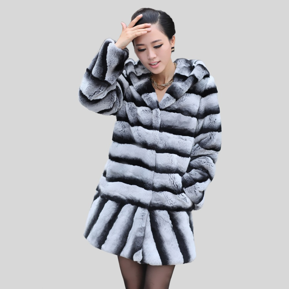 Chinchilla coats Rabbit fur coat for chinchilla 67