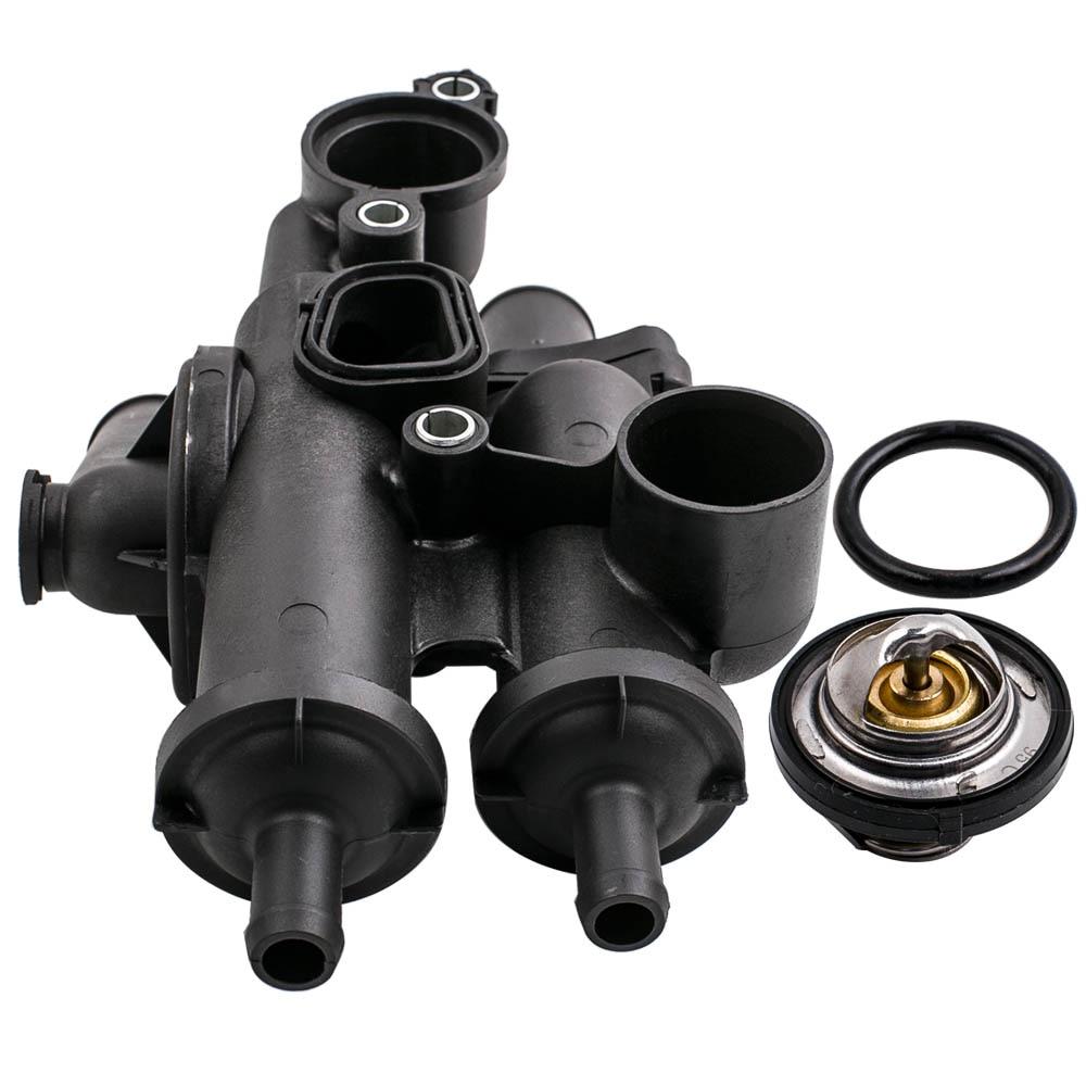 Engine Coolant Thermostat Fits MERCEDES W245 W169 Hatchback 1.5-2.0L 2004-2012