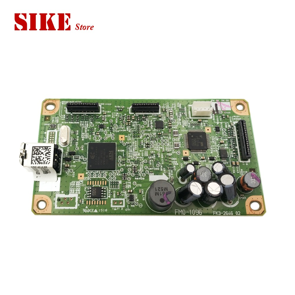 FM0-1096 Logical main board For Canon MF3010 3010 MF-3010 FM0-1096-000 Formatter board Mainboard image