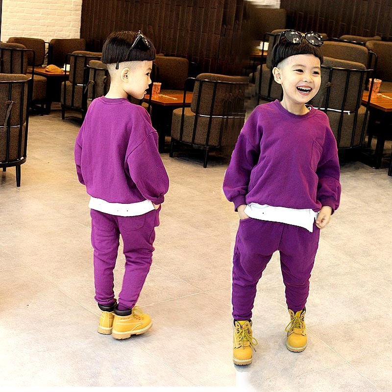 Newborn Baby Boys Girls Sets 2018 New Autumn Cotton Thicken Tops Tees T shirts Pants 2pcs Kids Sets Boy Children Clothing 3cs152 fashion new 2016 baby t shirts dragon ball design children tees boys clothes kids t shirt tops master roshi pattern cosplay