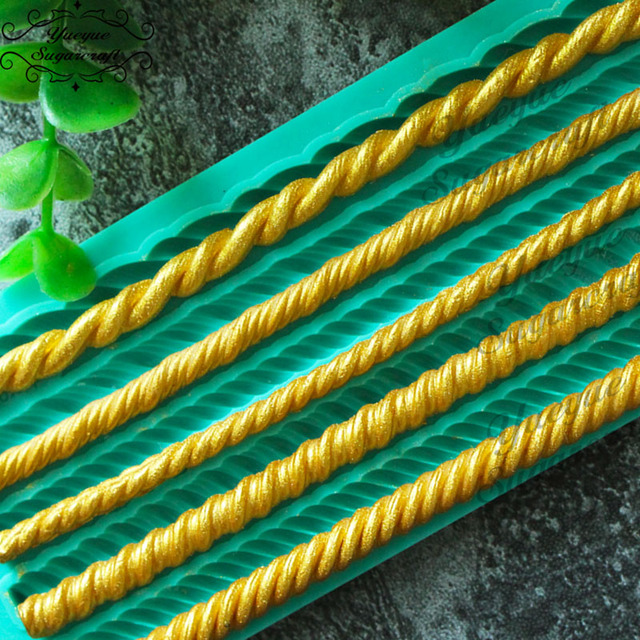 Yueyue Sugarcraft silicone mold cake decorating tools confeitaria moldes de silicone fondant cake mold chocoe molds