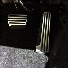 2 шт. газ топлива Тормозная Педаль колодок Обложка отделкой для Infiniti Q50 Q60 Q70 QX50 QX60 QX70 Q70L автомобиля аксессуары