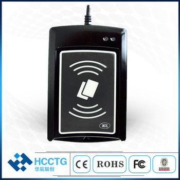 USB 13.56MHz RFID Contactless Card Reader Writer ACR1281U-C8