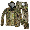 Bionic Camouflage Clothes Tactical Sniper Ghillie Suits Cotton Camo Hunting Clothing Anti-Mosquito Spring Autumn Fishing 1