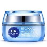 BIOAQUA Hyaluronic Acid Day Cream Whitening Moisturizing Anti Wrinkle Anti Aging Face Cream Face Care Facial Care