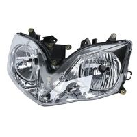 Motorcycle Clear Front Headlight Head Lamp Assembly For Honda CBR 600 F4 F4i 2001 2007 2006 2005