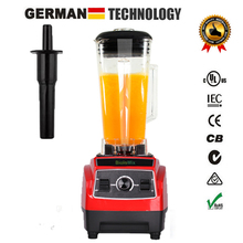 RU ONLY 3HP 2200W BPA Free 2L Commercial Grade High Power Blender Mixer Juicer Kitchen Food Processor Ice Smoothie Fruit