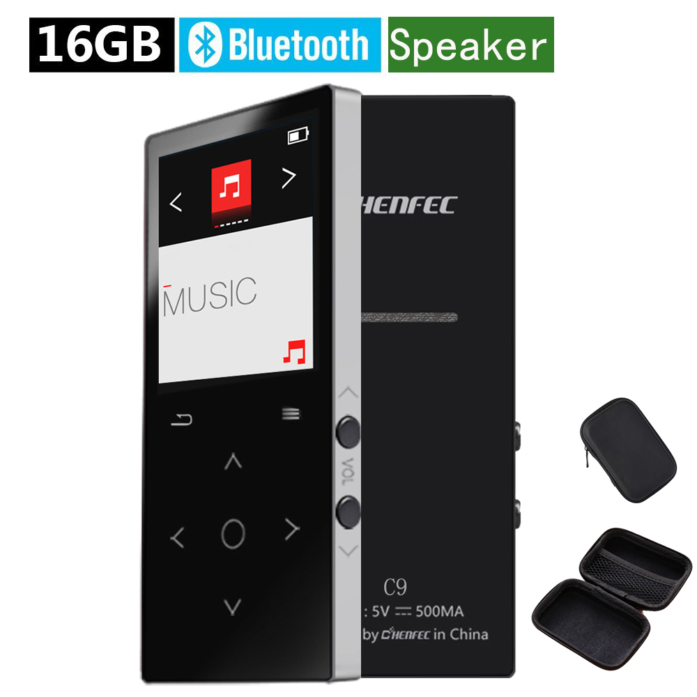 Usb Exquisite Traditionelle Stickkunst Fm E-buch Sd-karte Mic GroßZüGig Hifi Bluetooth Mp4 Player Lautsprecher 16 Gb Hohe Qualität Verlustfreie Musik-player Mit 1,8 Zoll Bildschirm