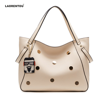 laorentou leather women bag lady bag fashion style lady's bag in high quality