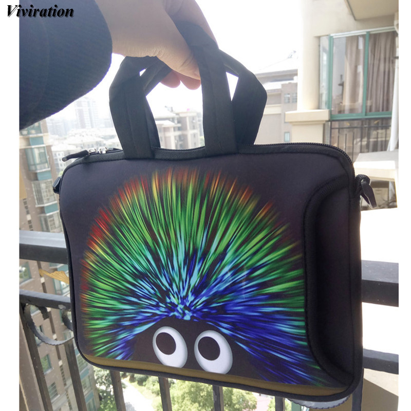 Viviration Shoulder Computer Bag 14 Inch Sleeve Laptop Case 15 13 12 10 17 15.6 13.3 Inch Notebook Pouch For Samsung Galaxy Tab