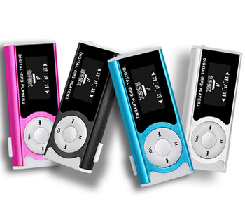 Listening Learning MP3 Player