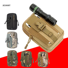 Pocket waterproof mobile phone bag travel fitness small army multi-function camouflage tactical sports outdoor running pocket