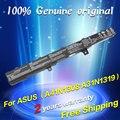 Free shipping A31N1319 A41N1308 Original laptop Battery For Asus X451 X451C X451CA X551 X551C X551CA D550M D550MA F551M X551MA