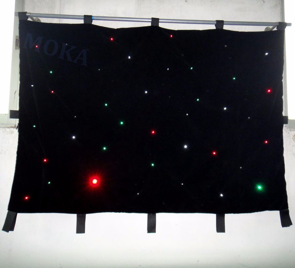 led vision curtain