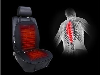 12 v24v winter pads car cushion heating temperature single seat car heating body massage cushion