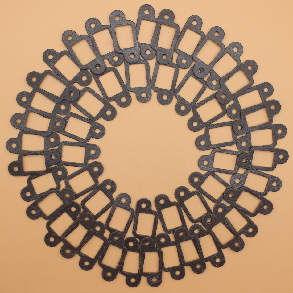 50Pcs Muffler Gasket Fit STIHL MS170 MS180 MS210 MS230 MS250 018 017 021 023 025 Chainsaw Replacement Parts