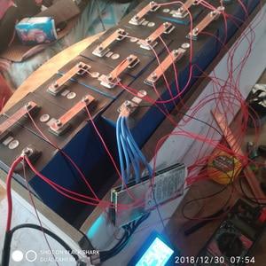Image 5 - Inteligentne Bluetooth 7S 20S komórek Lifepo4 akumulator litowo jonowy tablica zabezpieczająca baterię BMS 400A 320A 300A 100A 80A aplikacja na telefon 8S 10S 12S 13S 14S 16S