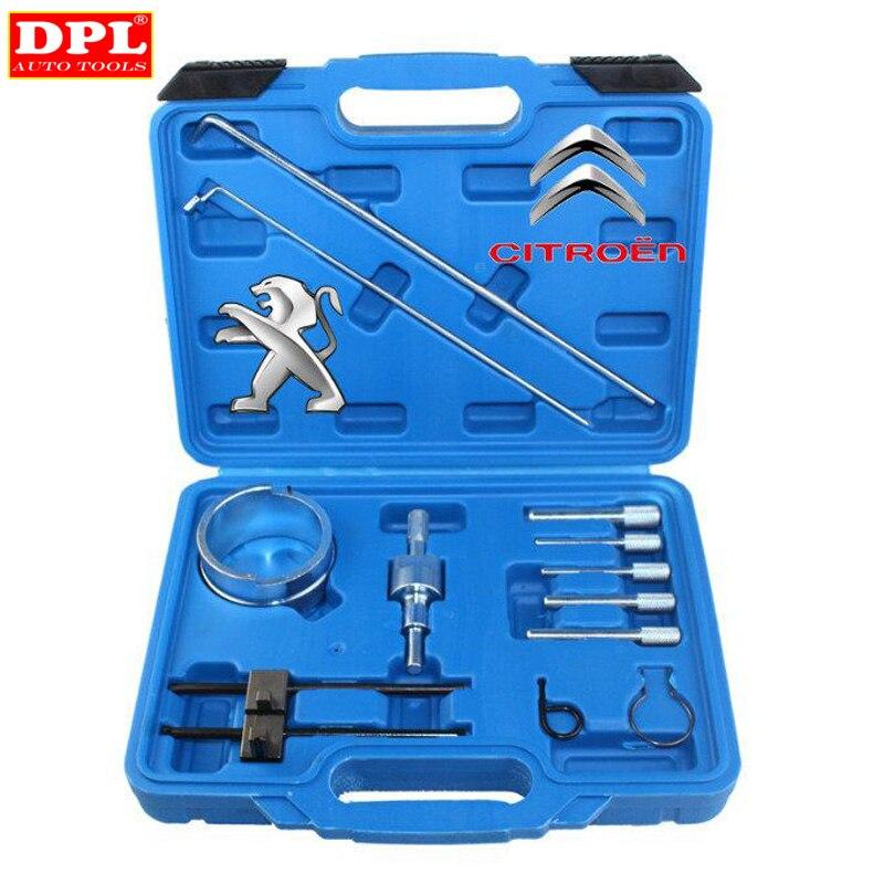 Citroen /& Peugeot Timing Crankshaft Camshaft Locking Pins  Tool Kit