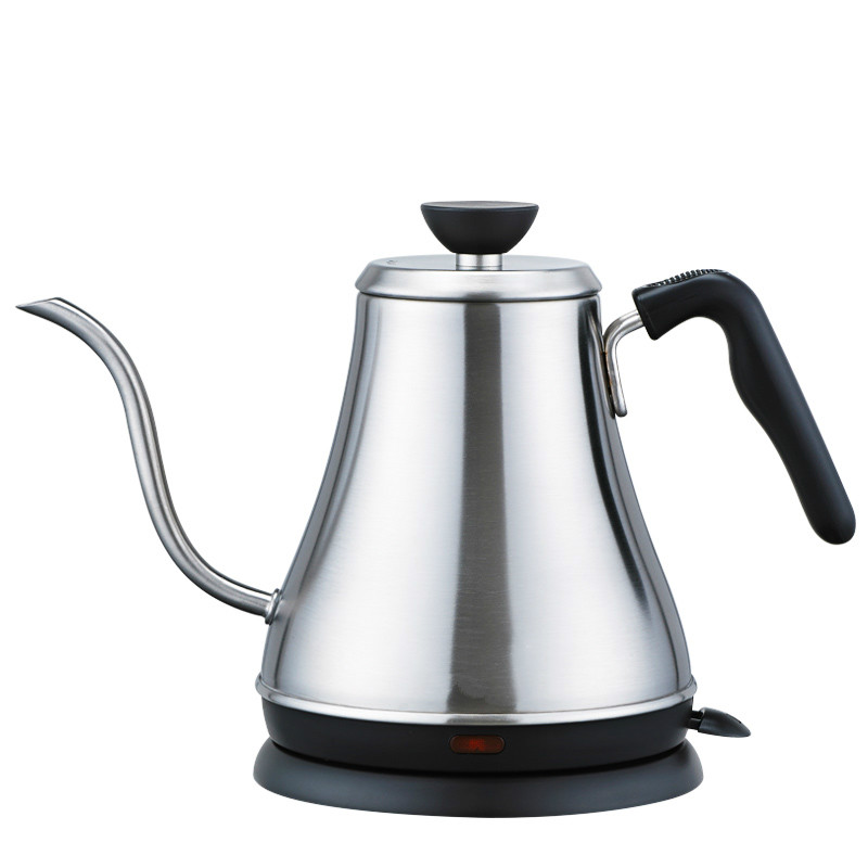 все цены на Electric kettle Long mouth 304 stainless steel electric hot water bubble teapot онлайн