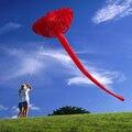 Alta Qualidade Pipa Pipa 380*200 cm Gigante 3D Elefante Macio Frameless Pipa Única Linha de Pipa Crianças Adultos Ao Ar Livre brinquedos