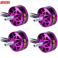 4pcs/lot DYS Fire 2206 2100KV 2300KV 2600KV 2-4S Brushless Motor 2 CW 2 CCW For 200 210 220 280 FPV Racing Frame