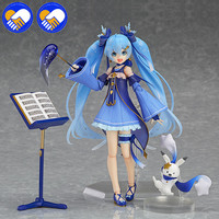 A TOY A DREAM Anime Hatsune Miku figma EX 037 Twinkie Snow Ver. Nendoroid PVC Action Figure Model Collection Toy For Girl