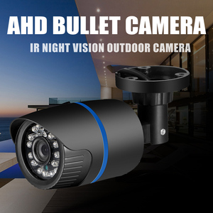 Image 2 - Besder ahd analógico de alta definição vigilância câmera infravermelha 720p ahd cctv câmera segurança câmeras bala ao ar livre