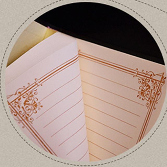 Винтажный блокнот Гарри поттер с закладкой в ассортименте 1
