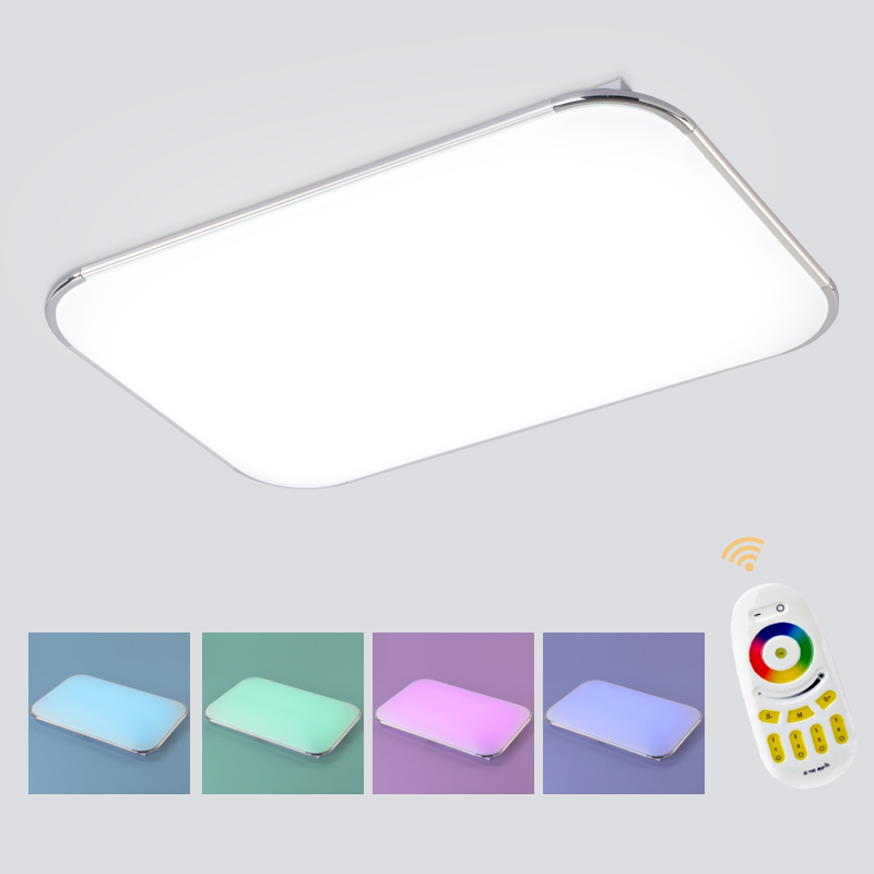 New acrylic modern ceiling light for living room bedroom square Indoor ceiling Lamp Fixtures 65X65cm 65X43cm indoor lightingNew acrylic modern ceiling light for living room bedroom square Indoor ceiling Lamp Fixtures 65X65cm 65X43cm indoor lighting