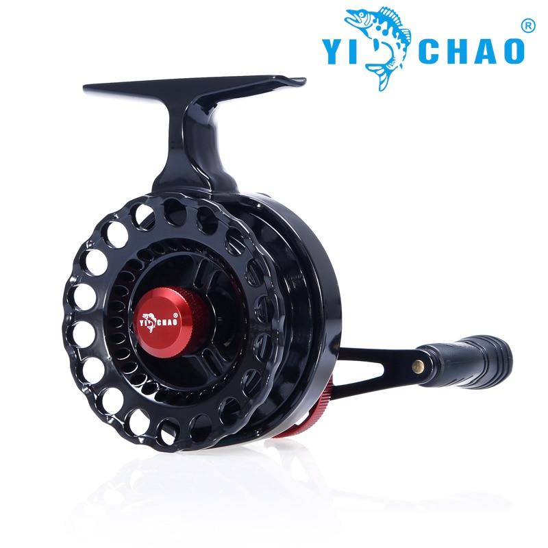 yichao novo nnd h65 gear ratio 3 6 1 semimetal jangada de pesca esquerda direita voar