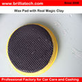 Magic Clay Block Bar High Quality Car Washing Sponge With Real Magic Clay Bar Soft and Safety