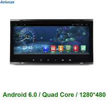 Android 6.0 2 DIN CAR Audio DVD de Navegación GPS Para VW Volkswagen Touareg 2003-2010 VW T5 Multivan 2009 2010 video de Radio WIFI 3G