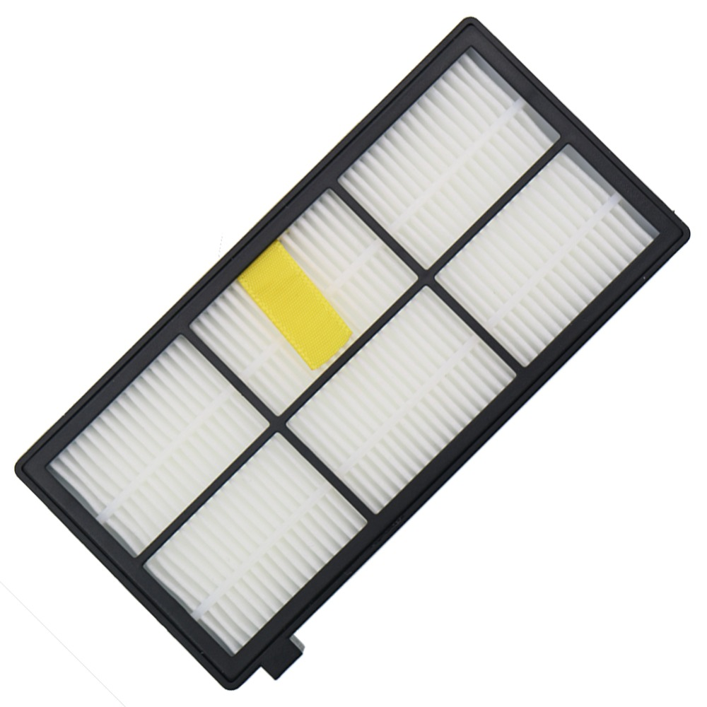 4Pcs High quility dust HEPA brush Filter Replacement for iRobot Roomba 800 900 Series 870 880 980 Vacuum Cleaner robot parts 10pcs replacement hepa dust filter for neato botvac 70e 75 80 85 d5 series robotic vacuum cleaners robot parts