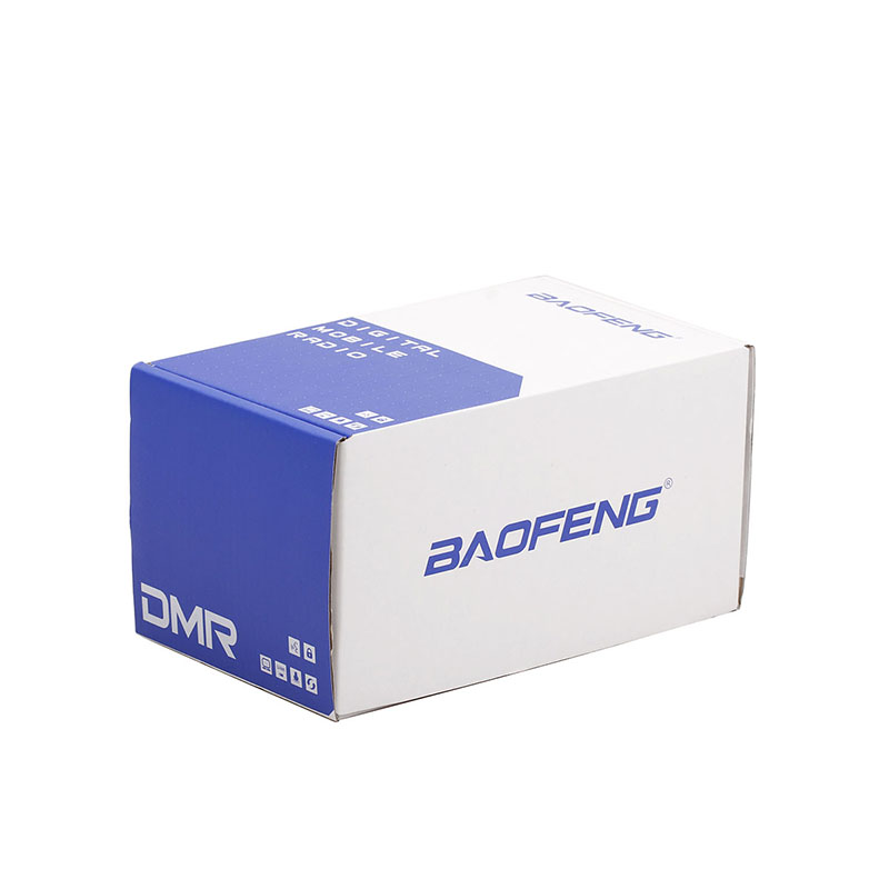 Baofeng DM-1701 Walkie Talkie Digital DMR Dual Band Ham Amateur Radio Station Transceiver Level 2 Dual Time Two Way Radio